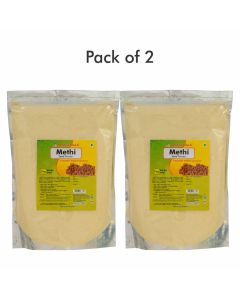 Methi Seed Powder - 1 kg powder (Pack of 2)