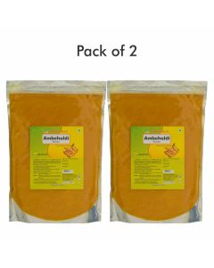 Ambehaldi Powder - 1 kg powder (Pack of 2)
