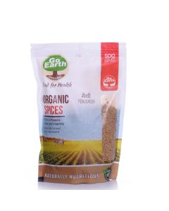 Go Earth Organic Fenugreek 500gm