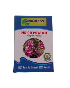 Veda Herbal Indigo Powder 100 g (Combo Pack Of 3)