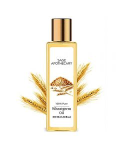 Sage Apothecary 100% Pure Wheatgerm Oil - 100 ml