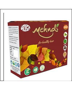 Meghdoot Ayurvedic Herbal Heena Mehandi 100 gm