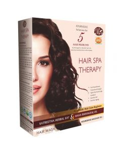 Khadi Meghdoot Ayurvedic Hair Spa Therapy 500 gm