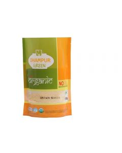Dhampur Green Organic Brown Sugar 500 gm