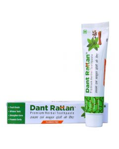 Dant Rattan Herbal Premium Toothpaste 100gm
