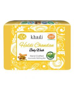Khadi Meghdoot Ayurvedic Haldi Chandan Body Wash 125 gm