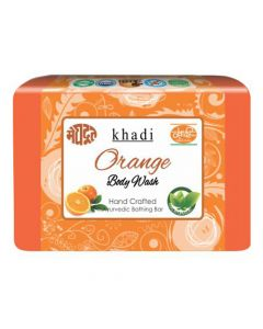 Khadi Meghdoot Ayurvedic Orange Body Wash 125 gm