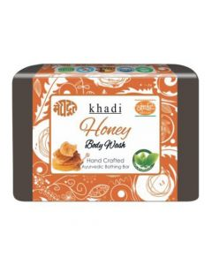 Khadi Meghdoot Ayurvedic Honey Body Wash 125 gm