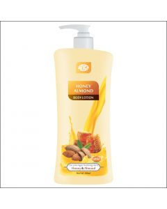Meghdoot Ayurvedic Honey Almond Body Lotion 200 ml