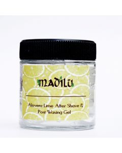 Madilu Organics Alovera Lime Post Waxing Gel 100 gm