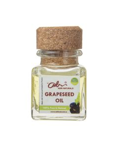 Adri Naturals Grapeseed Oil (Cold Pressed, 100% Pure and Natural) - 30ML