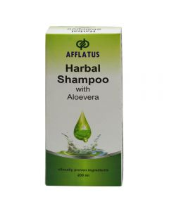 Afflatus Herbal Shampoo  200 ml Bottle
