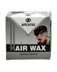 Afflatus Hair Wax 100 gm Bottle