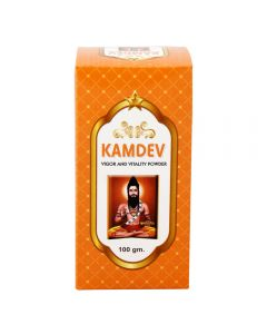 Afflatus Kamdev Powder 100 gm Bottle