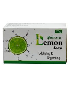 Afflatus Lemon Soap 75 gm Pack