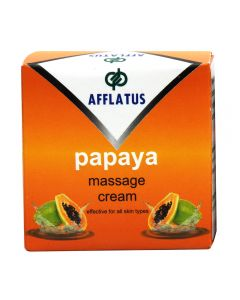 Afflatus Papaya Massage Cream 100 gm Jar