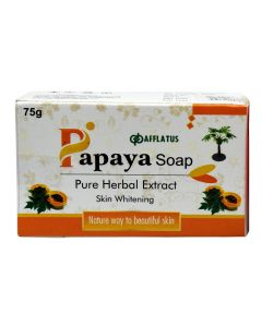 Afflatus Papaya Soap 75 gm Pack