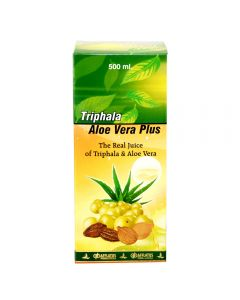 Afflatus Triphala Aloe Vera Plus 500 ml Bottle