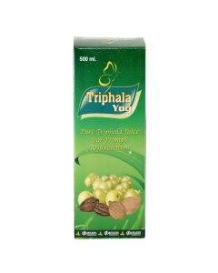 Afflatus Triphala Yog 500 ml Bottle