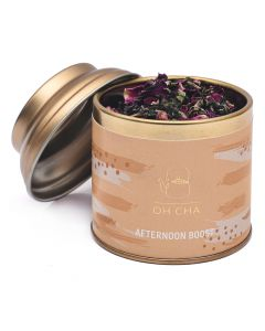 Oh Cha Afternoon Boost - Post Meal Digestive Tea with Dandellion and Fennel - 30g