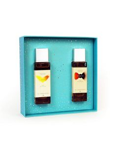All Good Scents Citrus & Woody Duo fragrance set for him 50ml