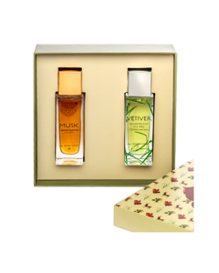 All Good Scents Eternal Garden Duo fragrance set for Men