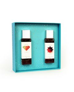 All Good Scents Fruity & Amber Duo Fragrance set for Her 50ml
