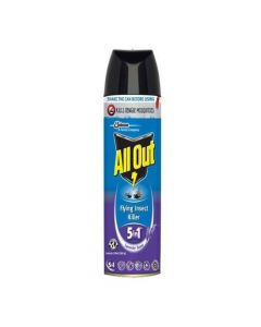 All Out Flying Insect Killer - 5 in 1 Can 600ml