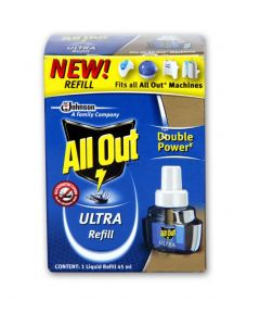 All Out Liquid Electric Ultra Refill 45ml