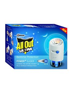 All Out Ultra Powerslider Liquid Vaporizer 45ml