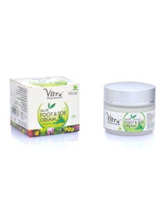 Premium Aloe foot & toe cream 100 g