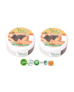 Aloe Massage Cream 175 gm Set of 2