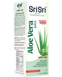 Sri Sri Tattva Aloe Vera Juice - 1000ml