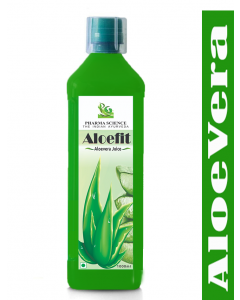Pharma Science 100% Natural Aloe Vera Juice - 1000ml