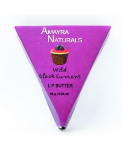Amayra Naturals Black Currant Lip Butter 10gm