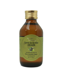 Amayra Naturals Love is in the HAIR Oil 100ml