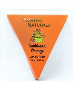 Amayra Naturals Sunkissed Oranges Lip Butter 10gm