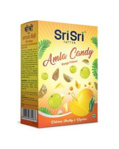 Sri Sri Tattva Amla Candy Mango Flavoured - 400gm