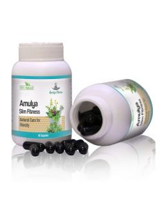 AMULYA SLIM CARE 60 CAPSULE
