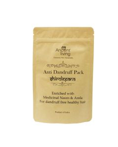 Organic Anti Dandruff Pack 100gm