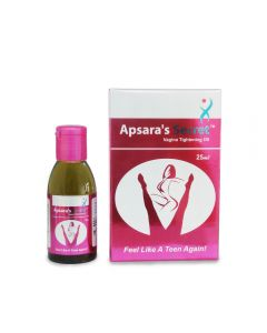 Apsara's Secret Vagina Tightening Oil 25ml X 2 Bottles
