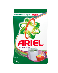 Ariel Brilliant Stain Removal in 1 Wash 1kg