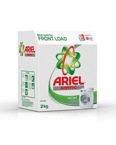 Ariel Matic Front Load Detergent Powder 2kg