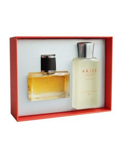 Arise perfume + aftershave combo