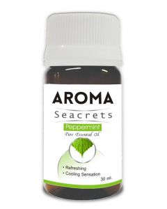 Aroma Seacrets Peppermint Pure Essential Oil - 30ml
