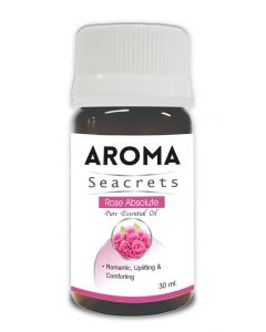 Aroma Seacrets Rose Absolute Pure Essential Oil - 30ml