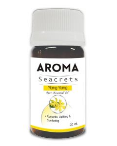 Aroma Seacrets Ylang Ylang Pure Essential Oil - 30ml