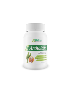 Arsholax 60 (Piles)Capsules