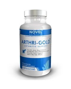 ARTHRI-GOLD TM 500 MG CAPSULES - ARTHRITIS SUPPORT