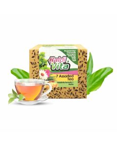 Haldivita Assorted Tea 7 Flavors (25 tea bags)